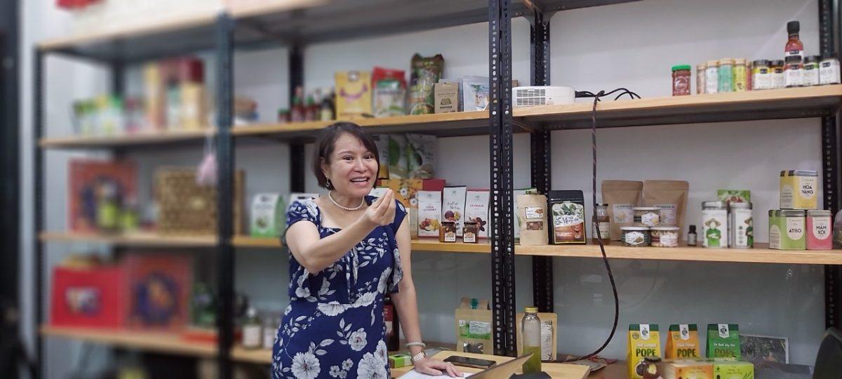 Chuyên gia Đàm Sao Mai: DN ngành thực phẩm phải hiểu xu hướng và làm mới mình sau dịch Covid-19